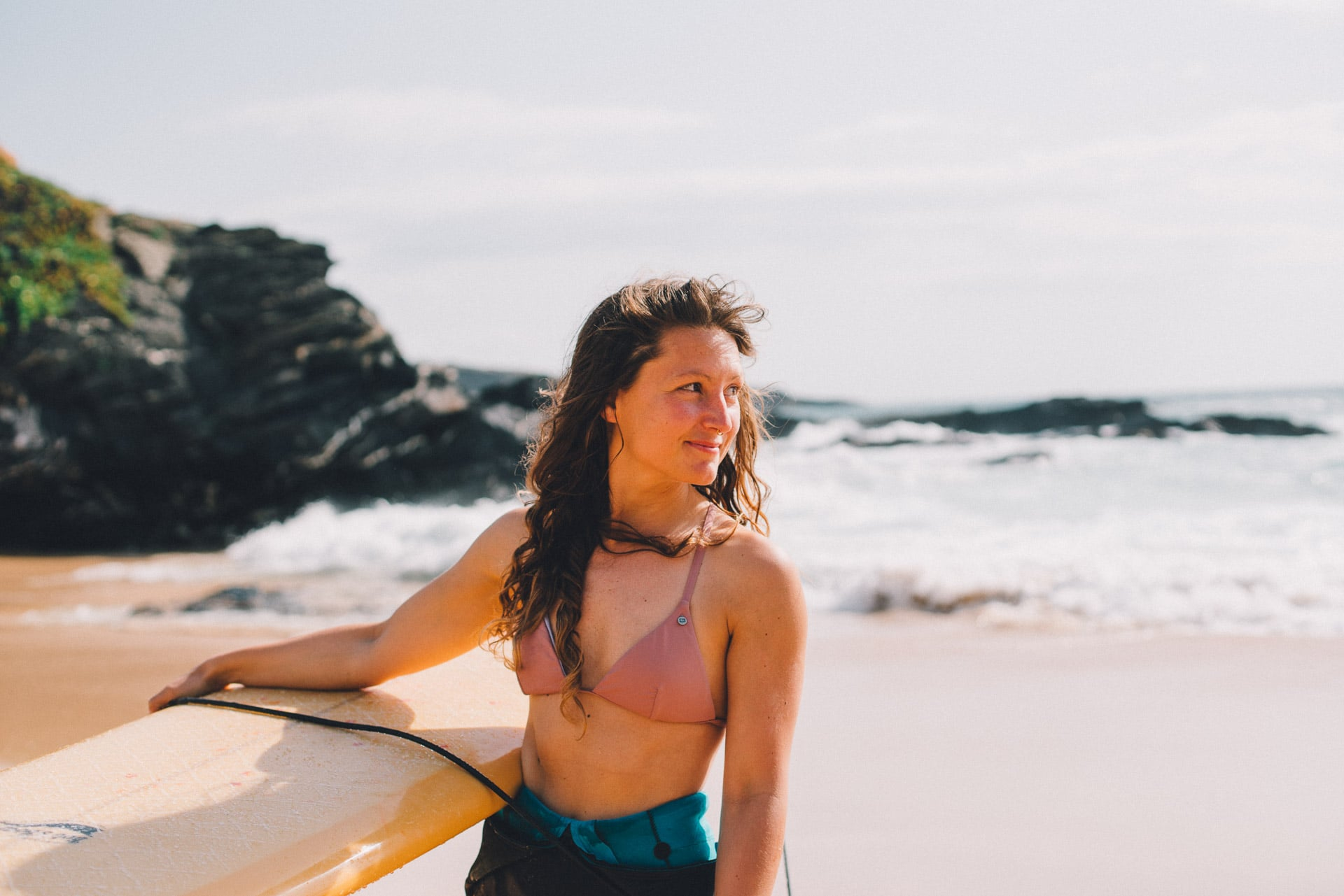 Surf Yoga Girl Workshop Day Intention