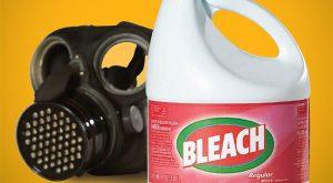 Çamaşır Suyu ile Tuz Ruhunu Karıştırdığınızda Hangi Gaz Çıkar?