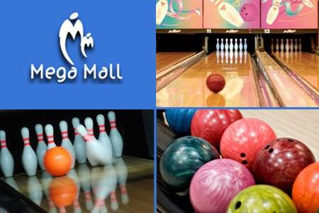 Le Bowling du Mega Mall