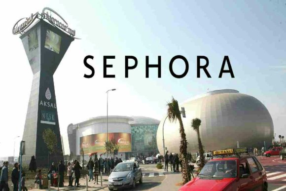 Photo de Sephora au Morocco Mall