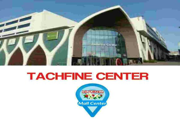 Façade extérieure de Tachfine Center