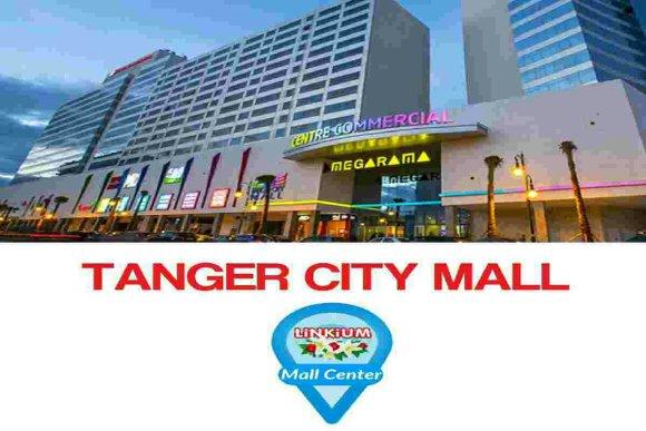 Entrée du Tanger City Mall