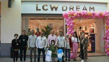 image de l'inauguration du 1er LCW dream au Maroc