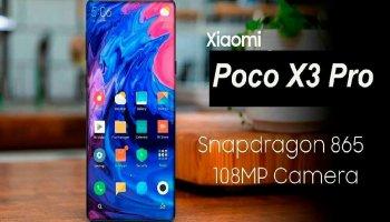 Le Poco X3 pro en image