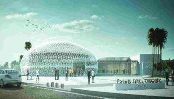 maquette du complexe Agadir City Center