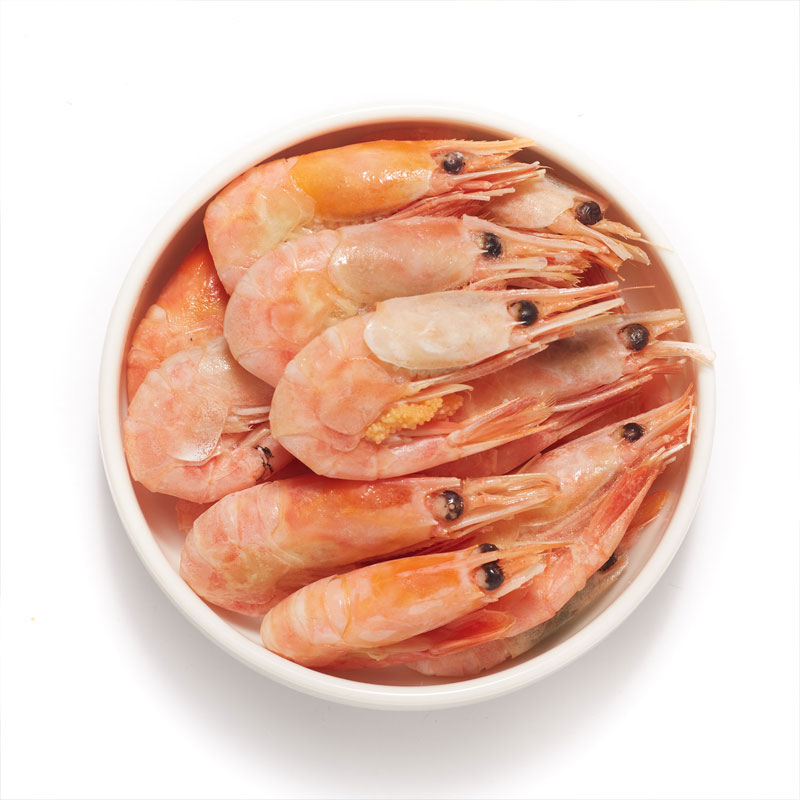 Sweet Whole Shrimp 甜虾 1 lb