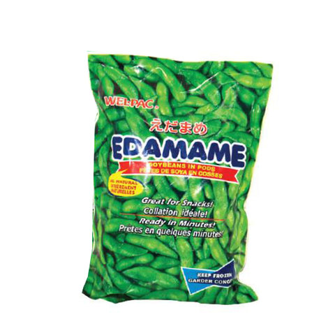 Wel Pac Edamame Salted Soy Beans Snack 盐味毛豆 1x16oz