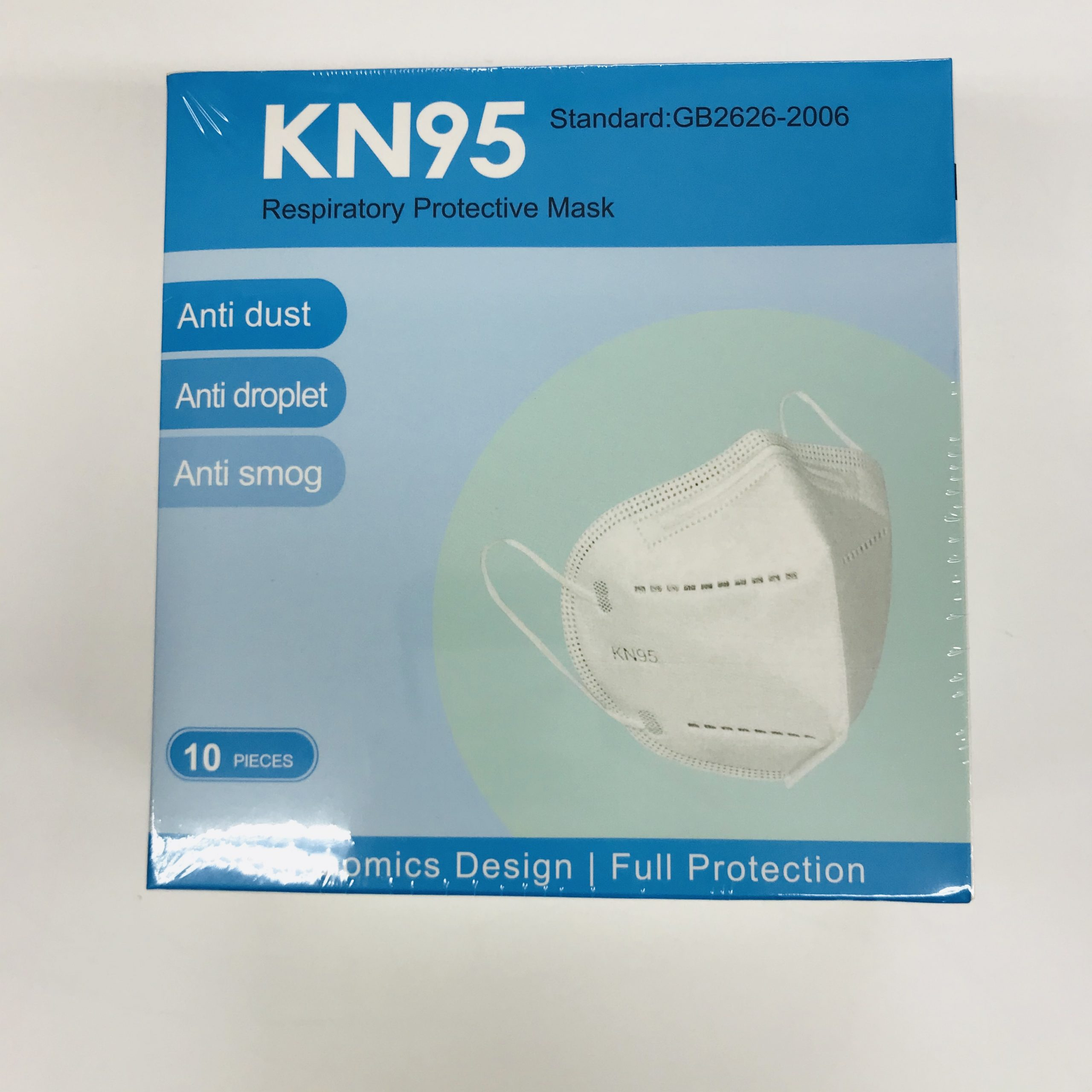 KN95 Mask 10 Pieces / Box