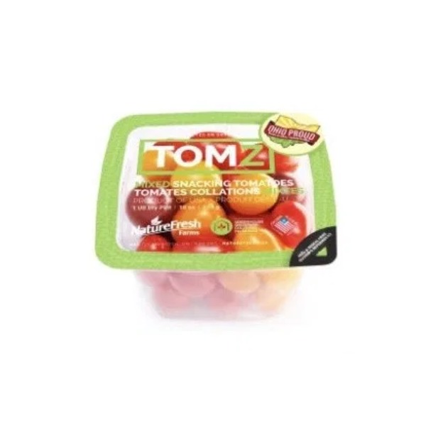 Tomz Mixed Tomatoes 盒装杂锦番茄 EA