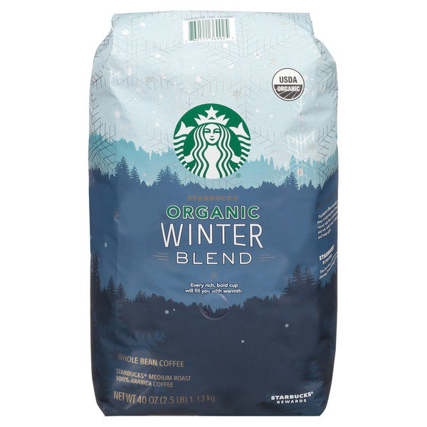 Starbucks Organic Winter Blend 40oz