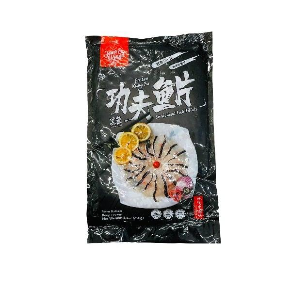 Jack & King's 功夫鱼片 8.8 oz..