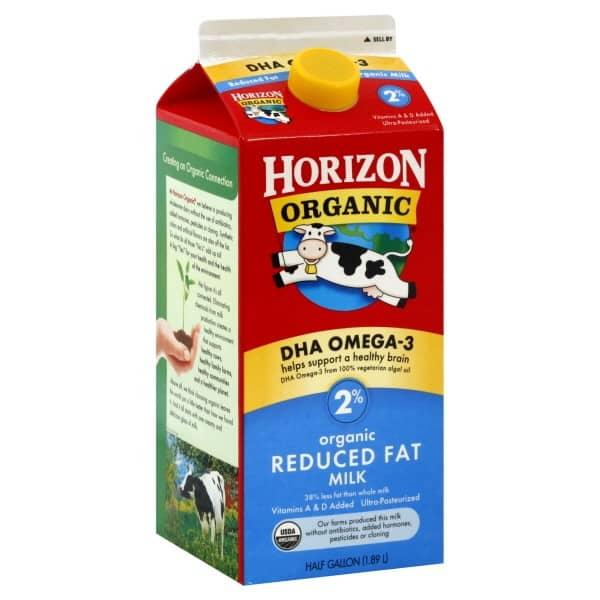 Horizon Organic Milk DHA 2% (1.89..