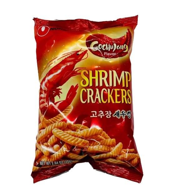 GochuJang Shrimp Crackers 2.64 oz