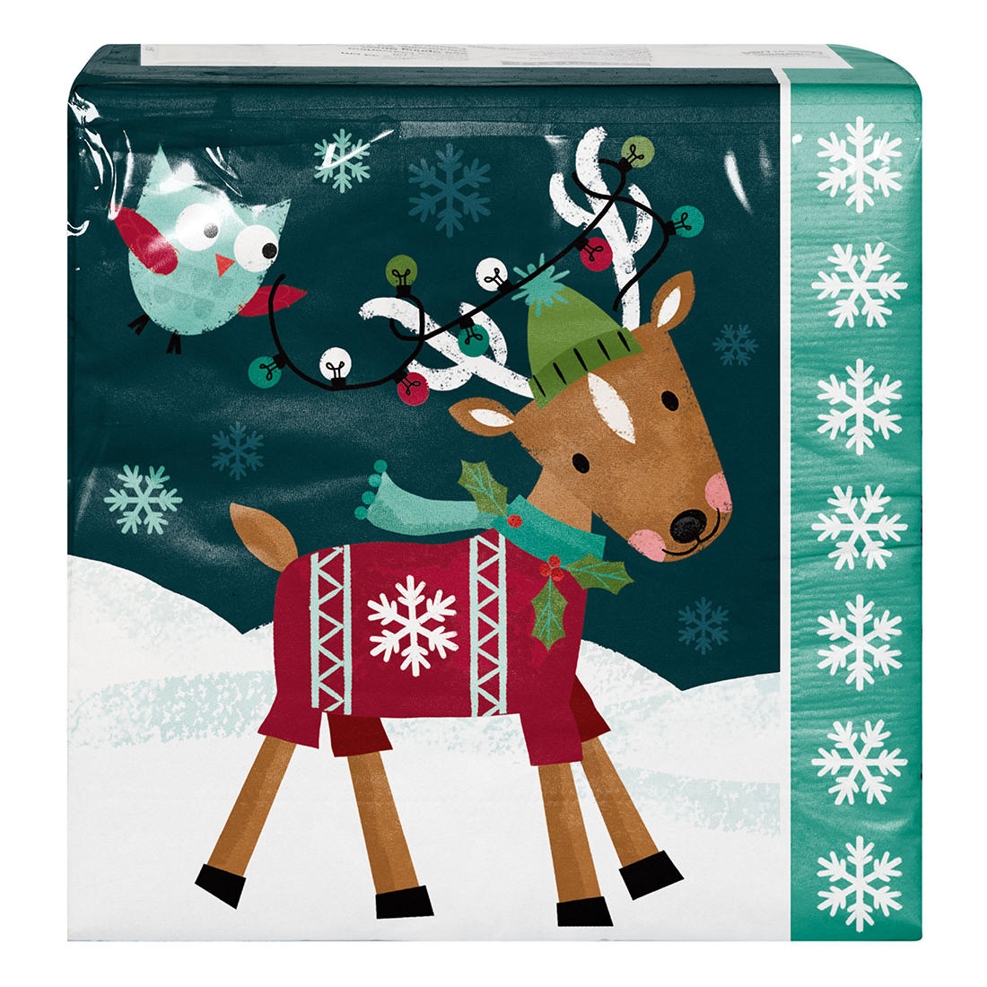 Artstyle 'Holiday Friends' 6″ 3-Ply Paper..