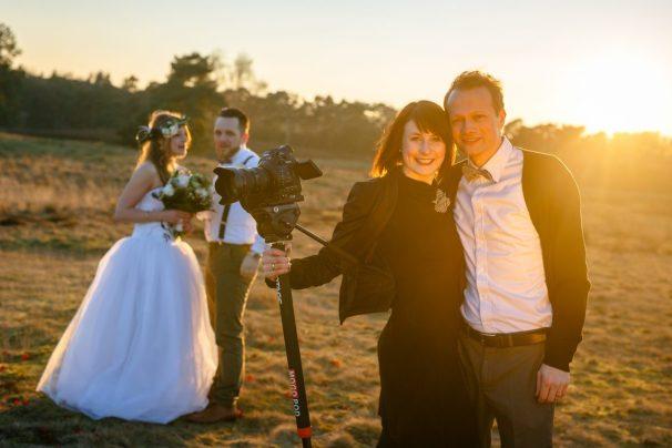Die Hochzeitsfilmer Gabi und Flo