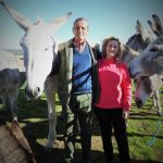 El ganadero trashumante extremeño Miguel Cabello, premio Orgullo Rural 2017