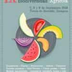 IX Feria Aragonesa d'a Biodiversidat Agricola