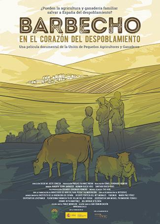 Barbecho, un documental sobre despoblación