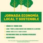 Jornada Economía Local y Sostenible en La Jacetania