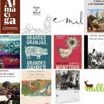 10 libros de temática rural para regalar este Día del Libro 2021
