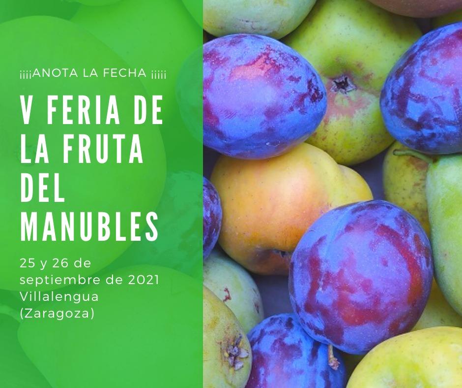 V Feria de la Fruta del Manubles