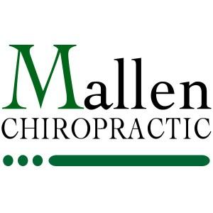 logo for Mallen Chiropractic in West Palm Beach, FL