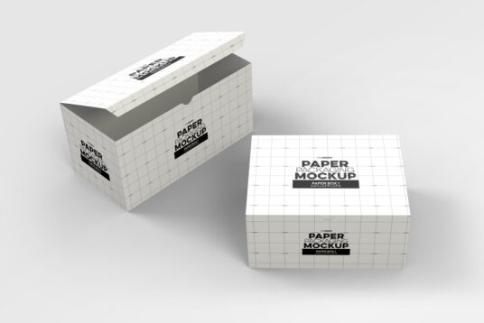 Download Mockup Takeout Boxes Mockup FREE download | Malli Graphics
