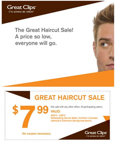 Pin Great Clips Haircut Coupon On Pinterest
