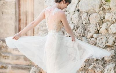 Simply perfect – boho-chic inspired beach wedding in Majorca