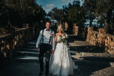 Lucy  & Michael Wedding Mallorca