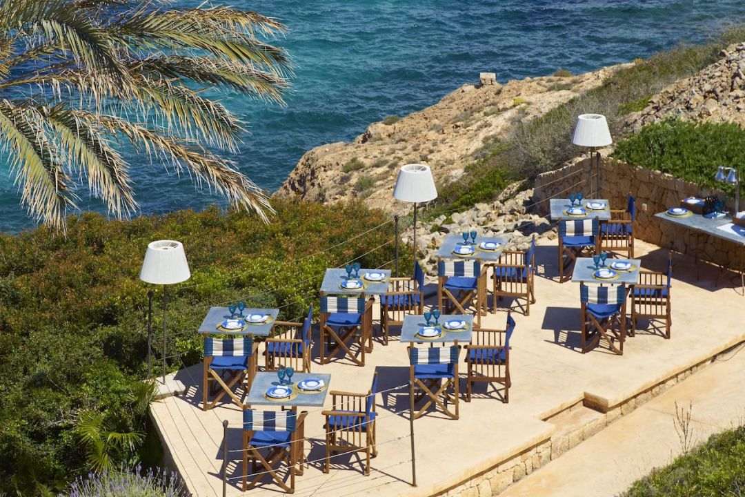 Restaurante Sea Club Mallorca Cap Rocat