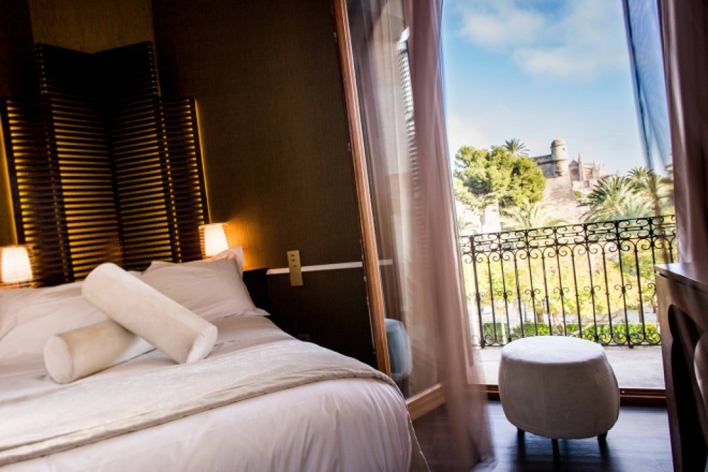 Boutique Hotels in the centre of Palma de Mallorca: Hostal Cuba