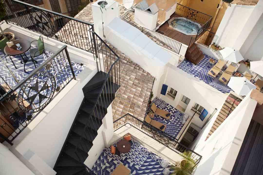Boutique Hotels in the centre of Palma de Mallorca: Hotel Cort Boutique
