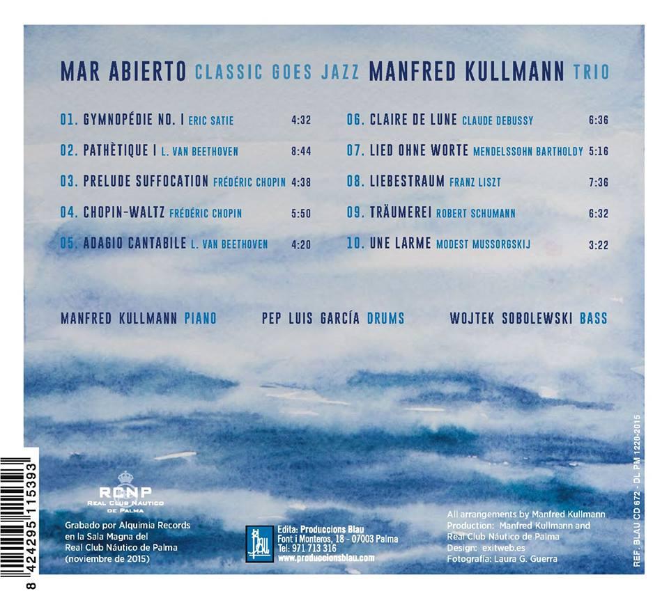 Mar Abierto ~ Classic goest Jazz