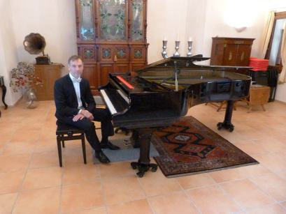 Das besondere Klavierkonzert, 05.05. @ Galerie Flohr | Santanyí | Illes Balears | Spanien