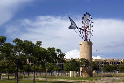 Windmühle, Palma