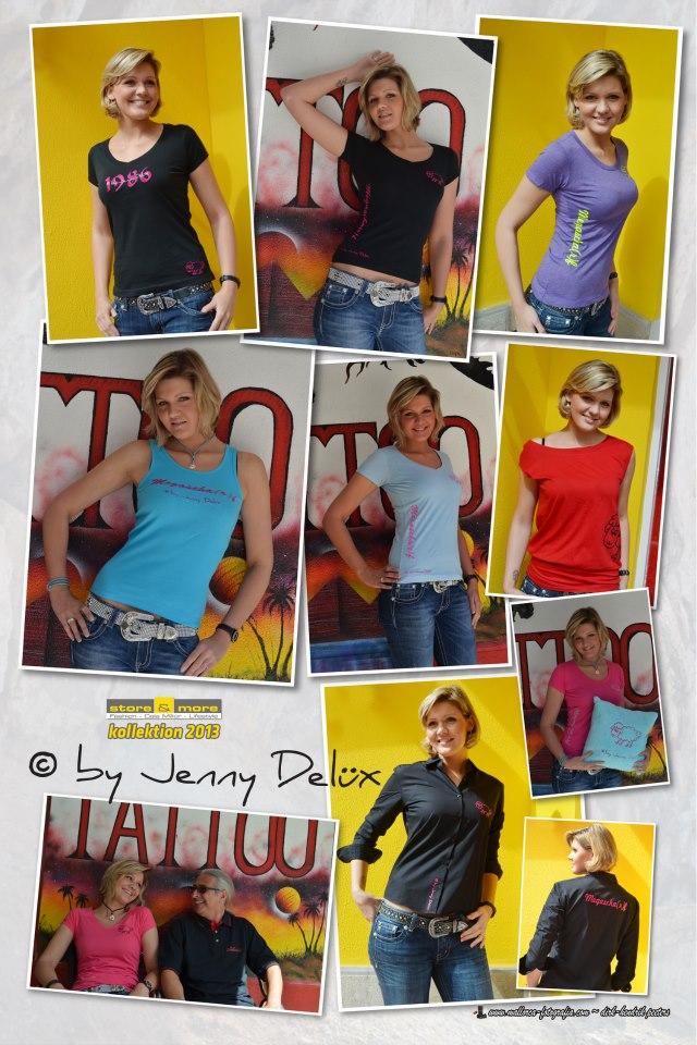Jenny DelüxGrafik & Layout für Print / Aussenwerbung