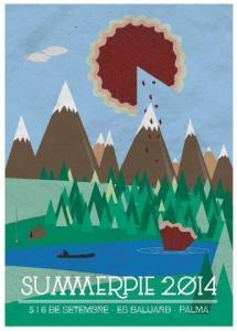 summerpie poster