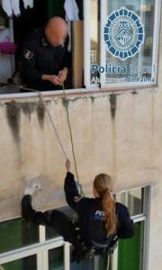 rescate policia