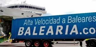 ferry balearia