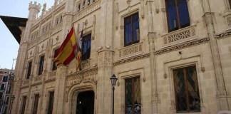 Fachada del Consell de Mallorca