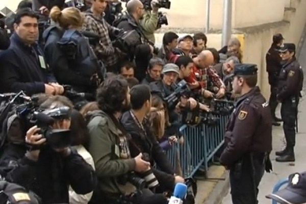 Protesta Yayoflautas