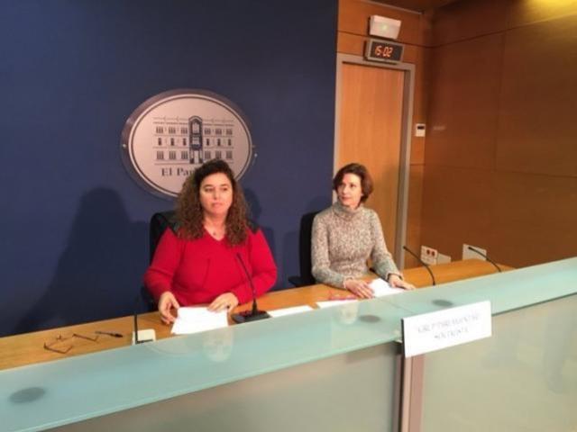 Pilar Costa Bel Oliver PSIB Parlament