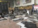 Aeropuerto de Bruselas tras la explosión