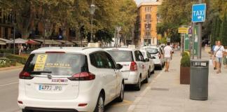 parada taxis Palma