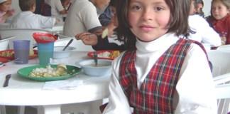 menús escolares