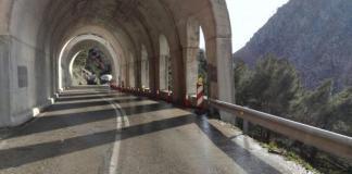 carretera estellencs andratx oberta