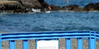vertidos playa