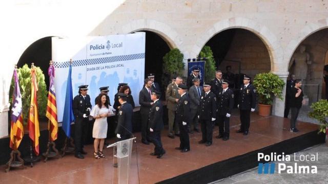 260517 homenaje policia local de palma