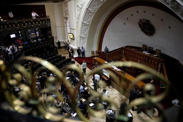 050717 parlamento venezuela ataque